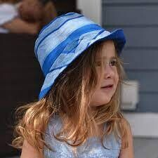 Bucket Hat Stormy Blue