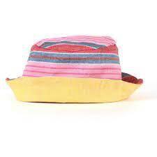 Bucket Hat Carousel Stripe