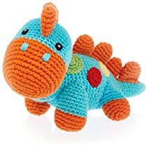 Organic Dino Stuffed Animal