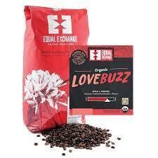 Equal Exchange Love Buzz Ground Coffee