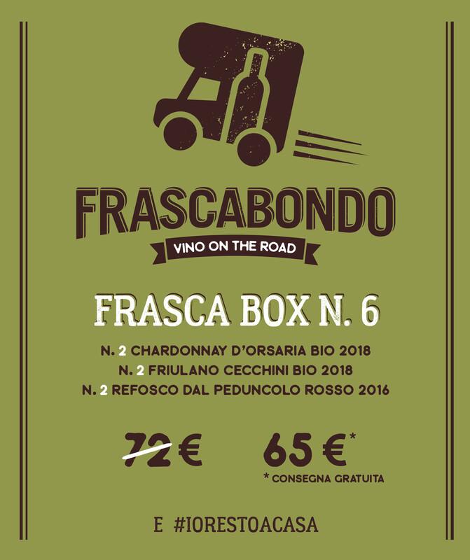 FRASCA BOX N.6