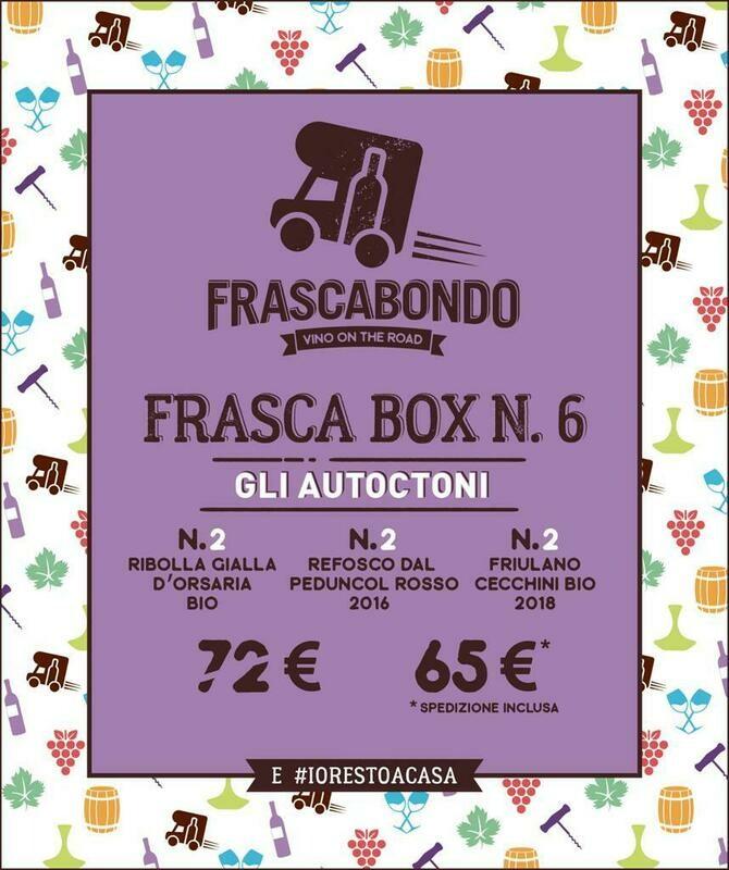 FRASCA BOX N.6 GLI AUTOCTONI