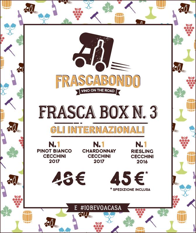 FRASCA BOX N.3 GLI INTERNAZIONALI