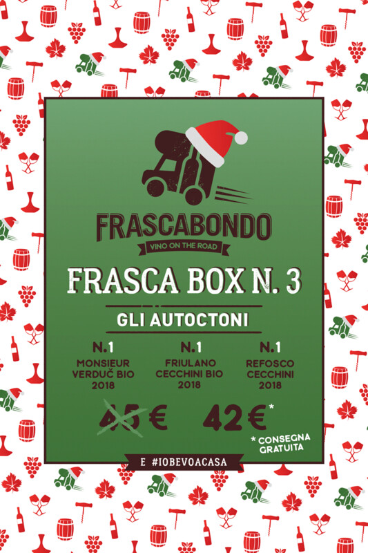 FRASCA XMAS BOX N.3 GLI AUTOCTONI