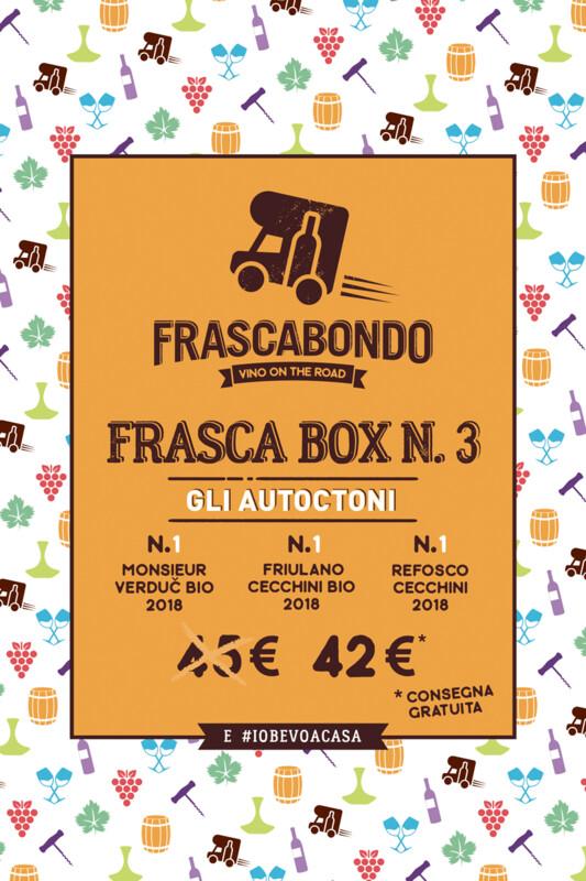 FRASCA BOX N.3 GLI AUTOCTONI