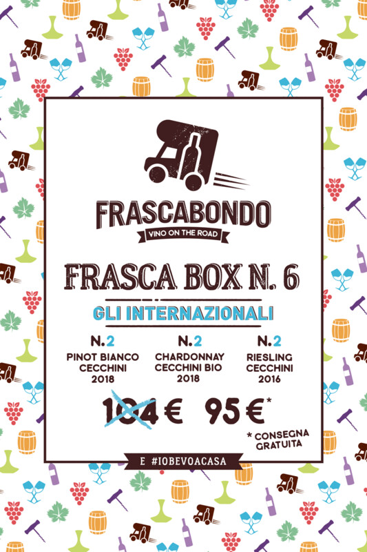 FRASCA BOX N.6 GLI INTERNAZIONALI