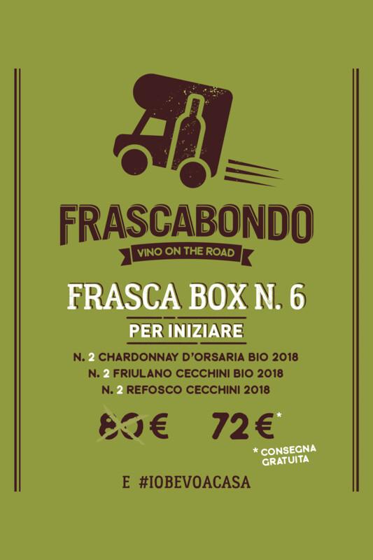 FRASCA BOX N.6 - PER INIZIARE