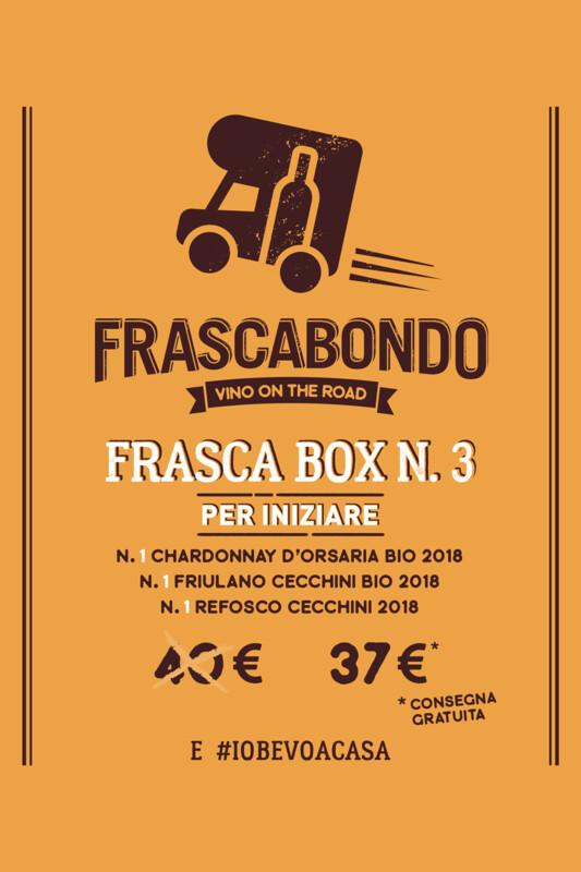 FRASCA BOX N.3 - PER INIZIARE