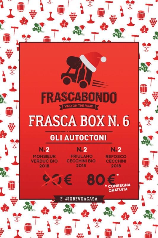 FRASCA XMAS BOX N.6 GLI AUTOCTONI