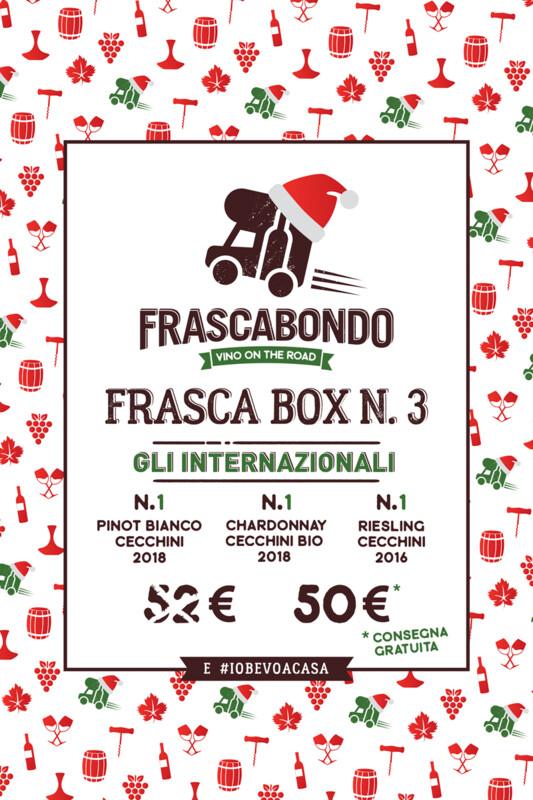 FRASCA XMAS BOX N.3 GLI INTERNAZIONALI