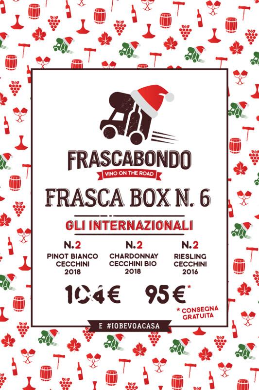 FRASCA XMAS BOX N.6 GLI INTERNAZIONALI