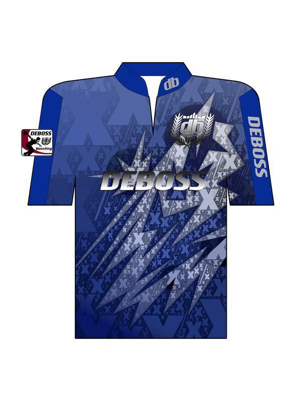 INTRO.Deboss Bowling XXX Jersey