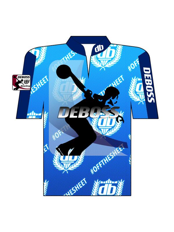 INTRO.Deboss Bowling OTS1 Jersey