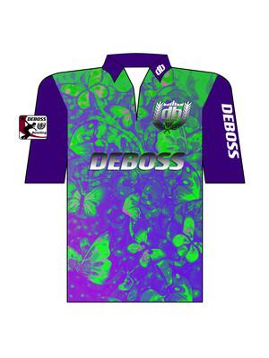 FEMME.Deboss Bowling BFLY Jersey