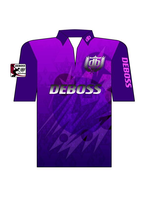 FEMME.Deboss Bowling XXX Jersey