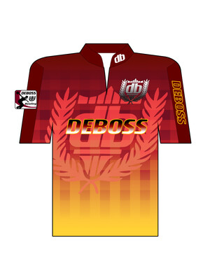 MAY2021.Deboss Bowling Gen3 Jersey