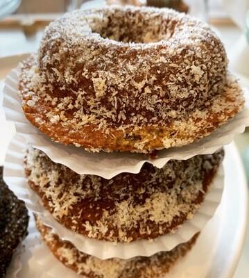 Donut - Vanilla Coconut Sugared