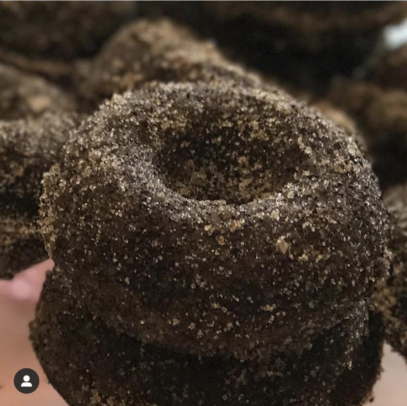Donuts - Chocolate Espresso Sugared