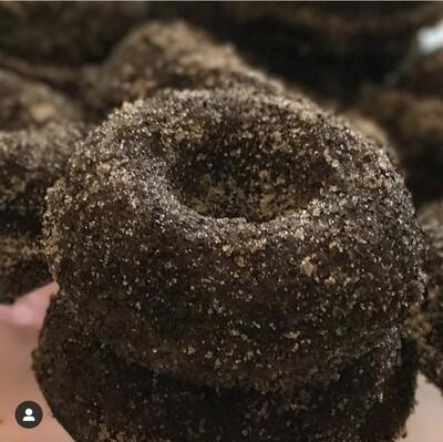Donut - Chocolate Espresso Sugared