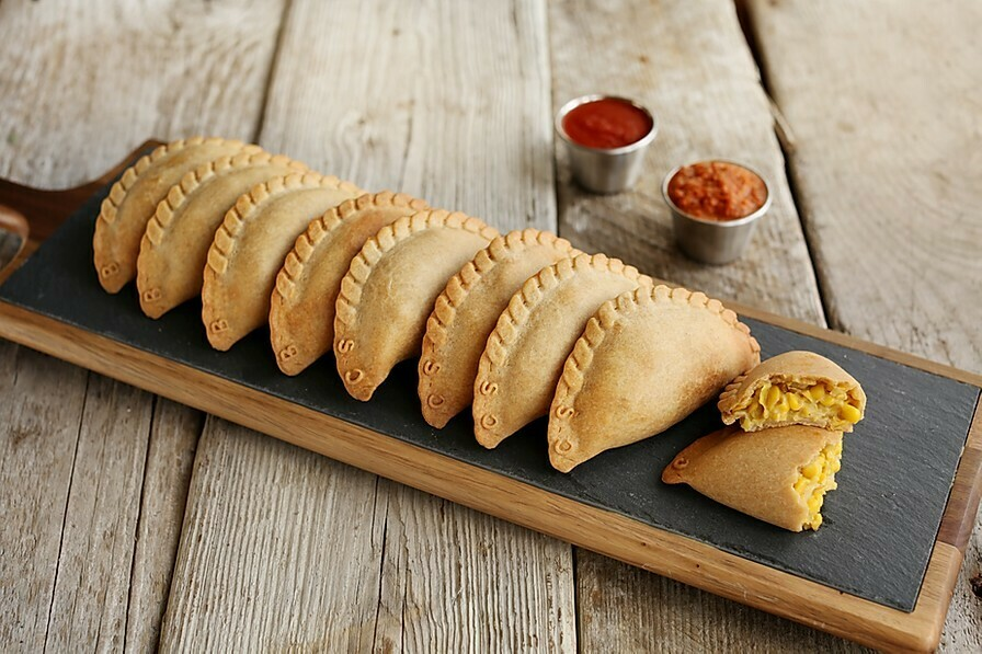 Freakin Vegan 2 Cheesesteak Empanadas