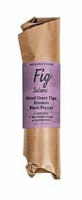 Hellenic Farms Fig Salami Blk Pepper