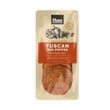 Plant Prov: Tuscan Red Pepper Deli Slices