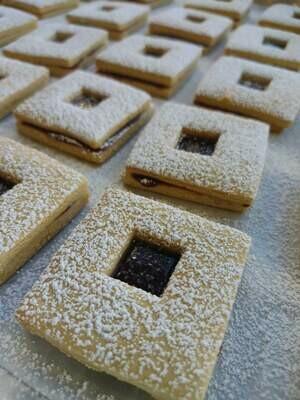 Cookie: Linzer Square