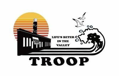 Life is better in the Valley - Troop T-shirt