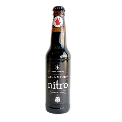 Left Hand Nitro Milk Stout