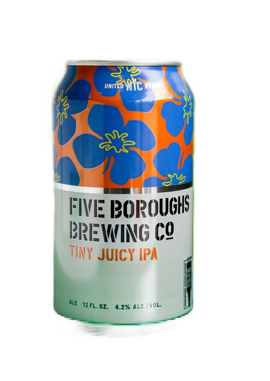 Five Boroughs Tiny Juicy IPA