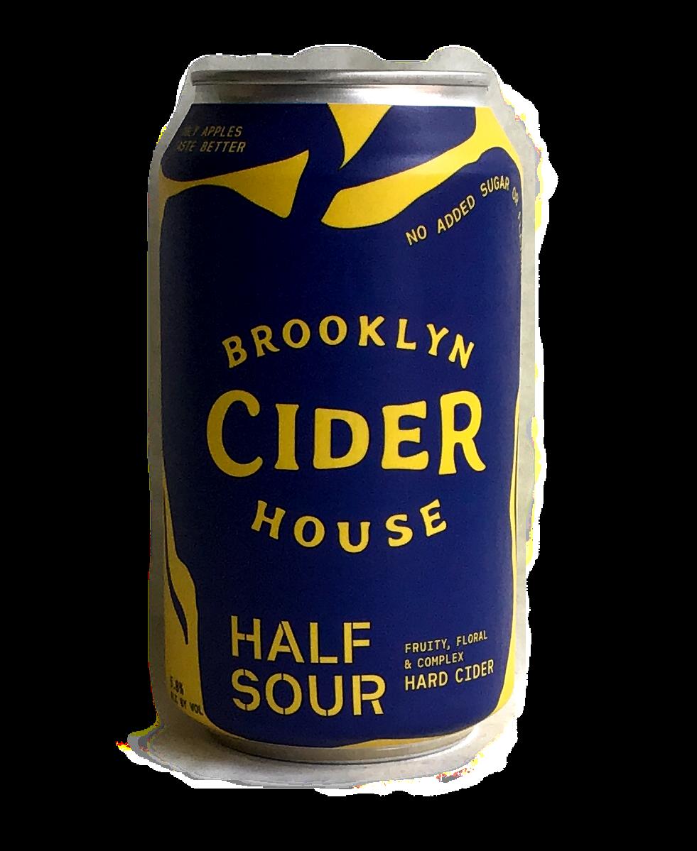 Brooklyn Cider Half Sour