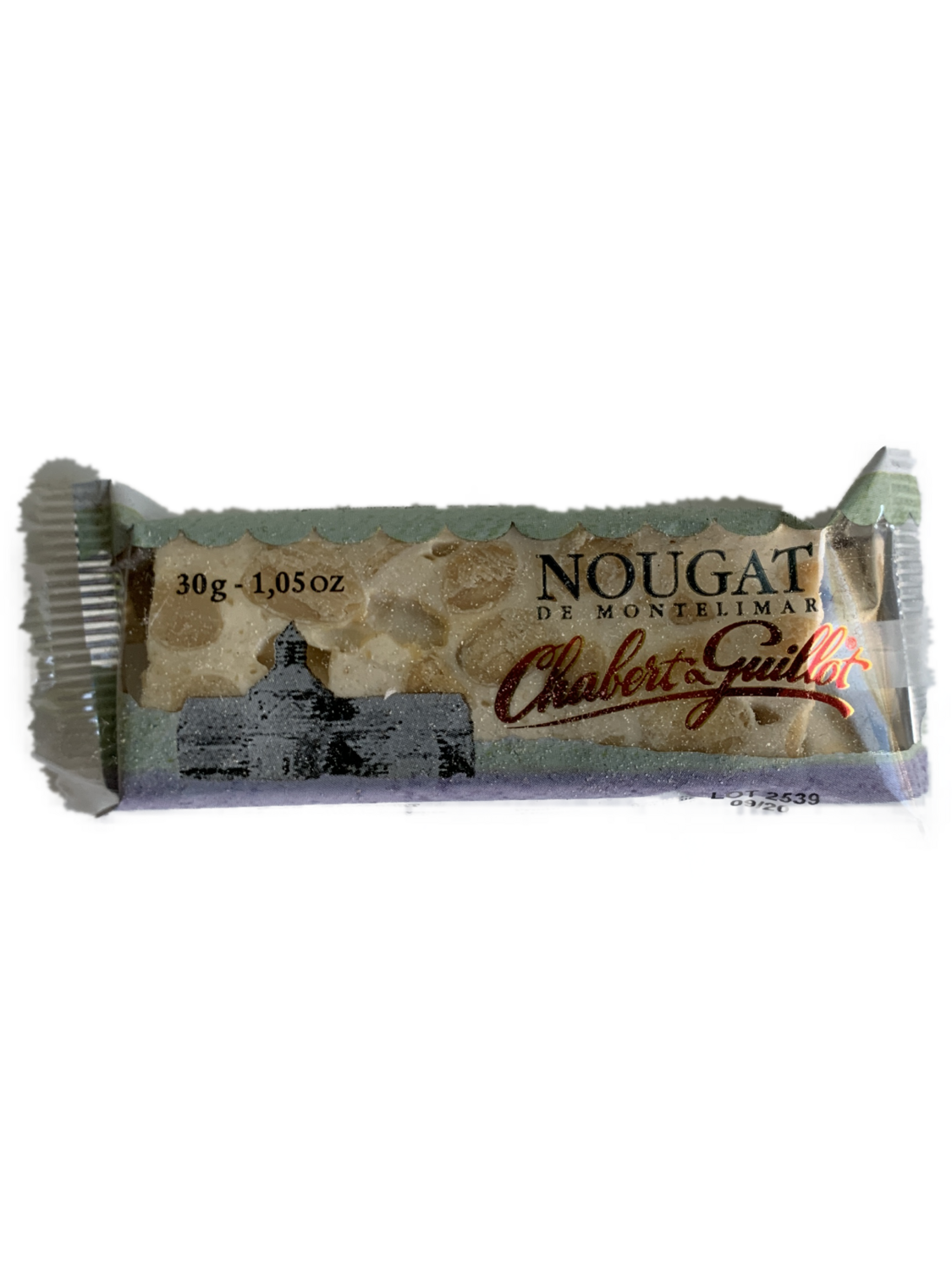 Nougat  Chabert and Guillot 30g