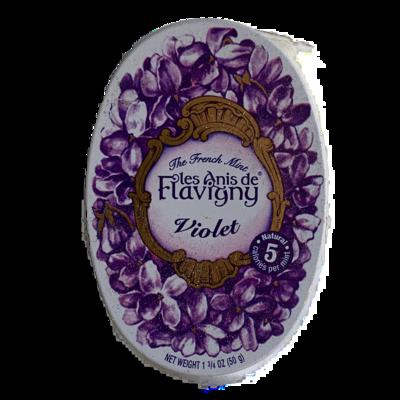 Anis Flavigny Bonbons Violette