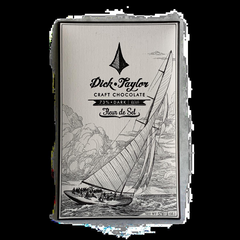 DICK TAYLOR Fleur de Sel Chocolate