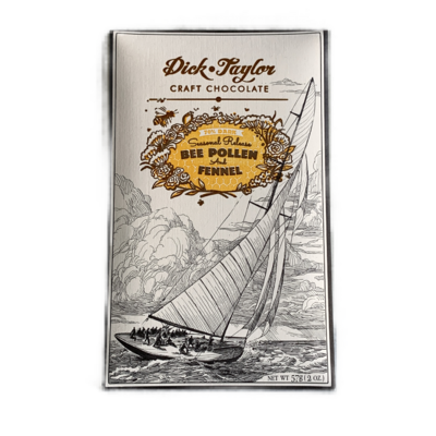 Dick Taylor Bee Pollen fennel chocolate