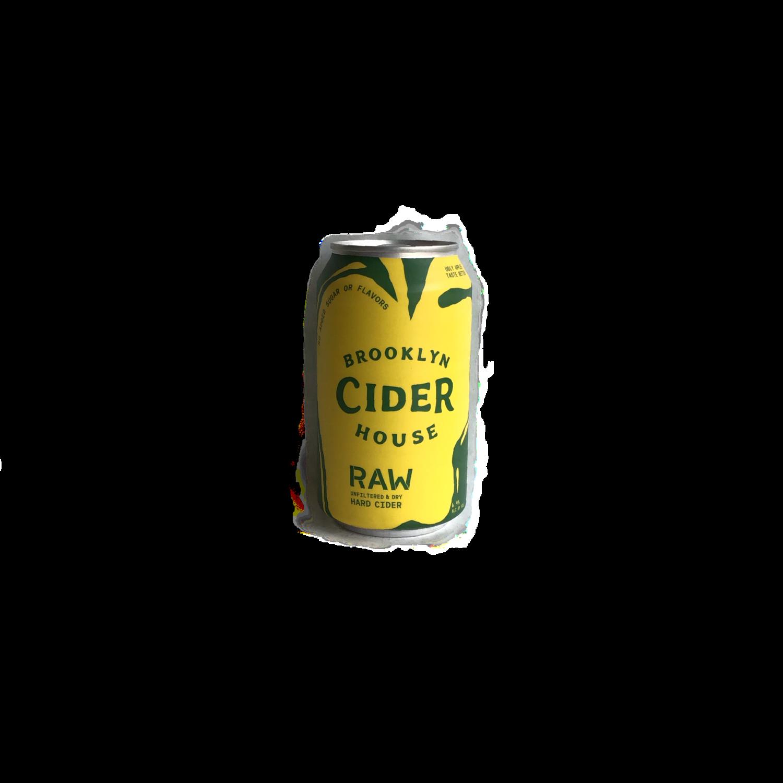 Brooklyn Cider House Raw