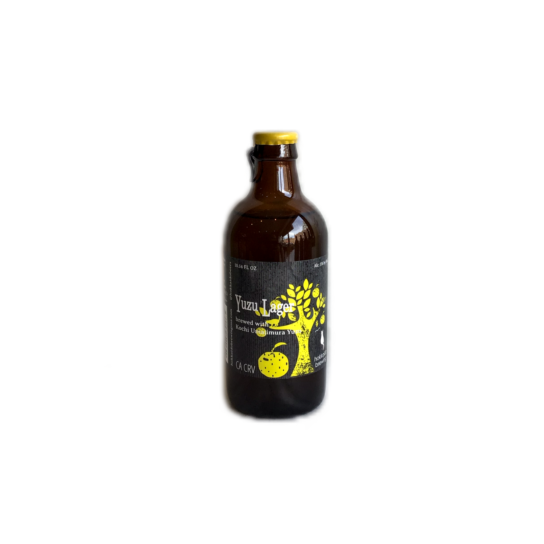 Hokkaido Brewing Yuzu Lager