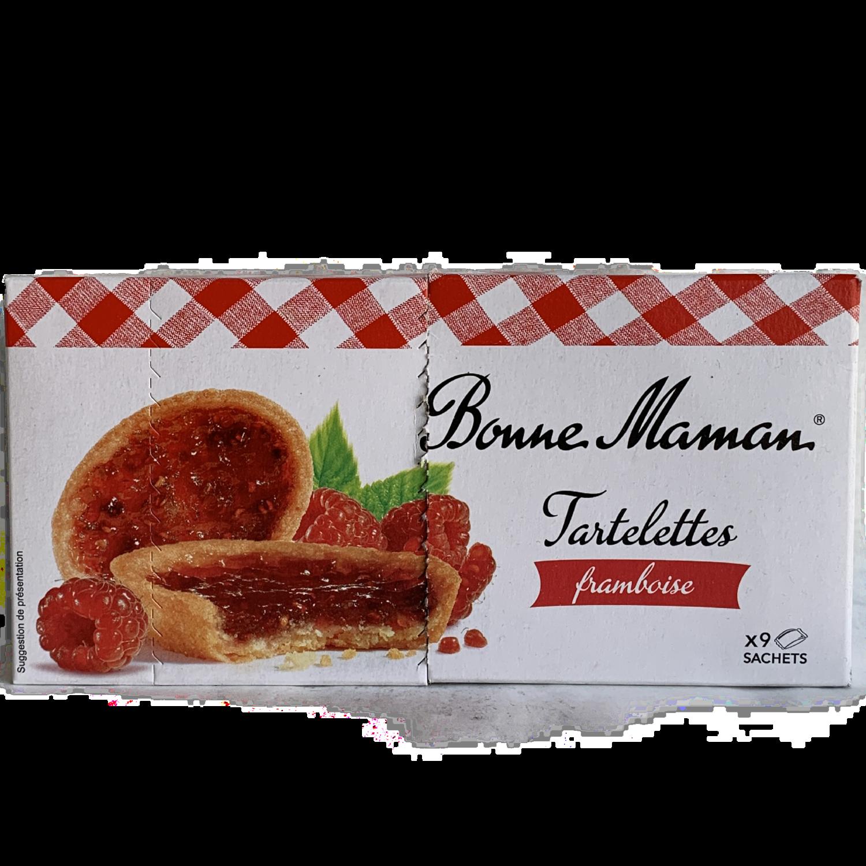 Bonne Maman Tartelettes framboise