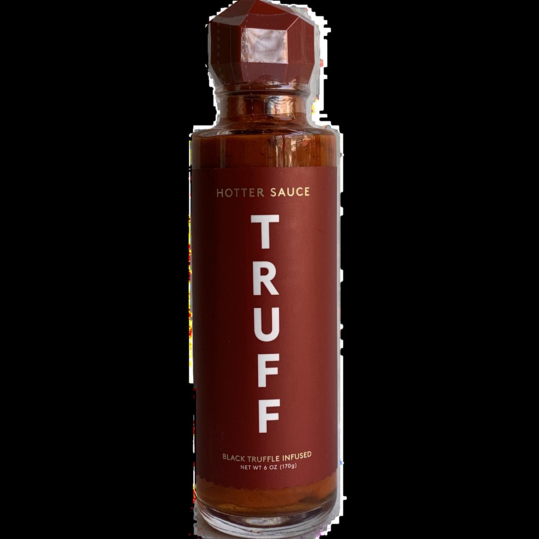 TRUFF hotter sauce *Red cap.