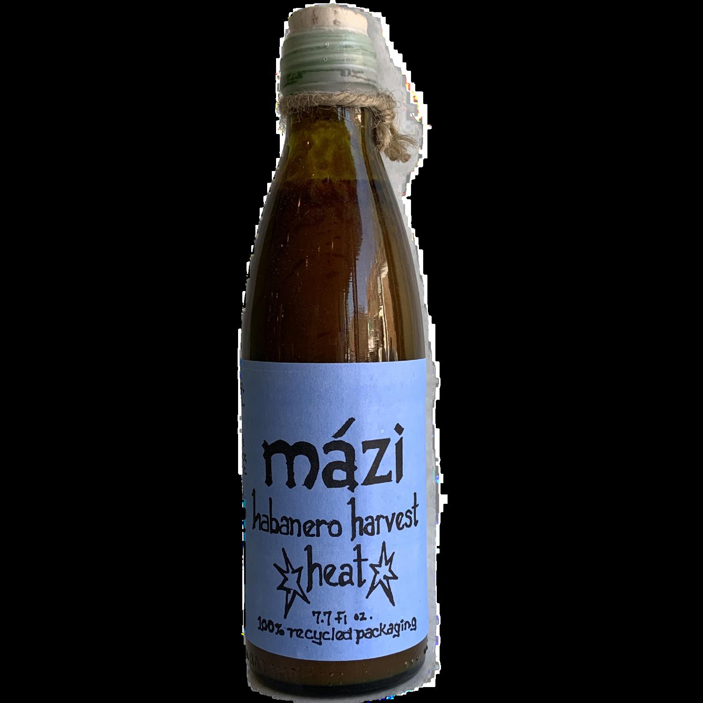 Mazi Habanero sauce