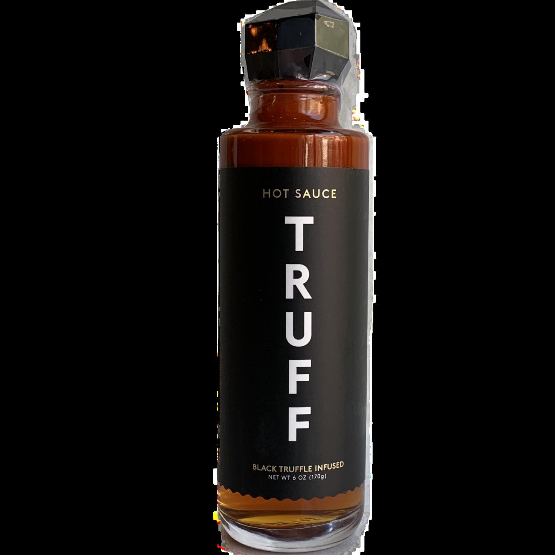 TRUFF hot sauce *Black cap