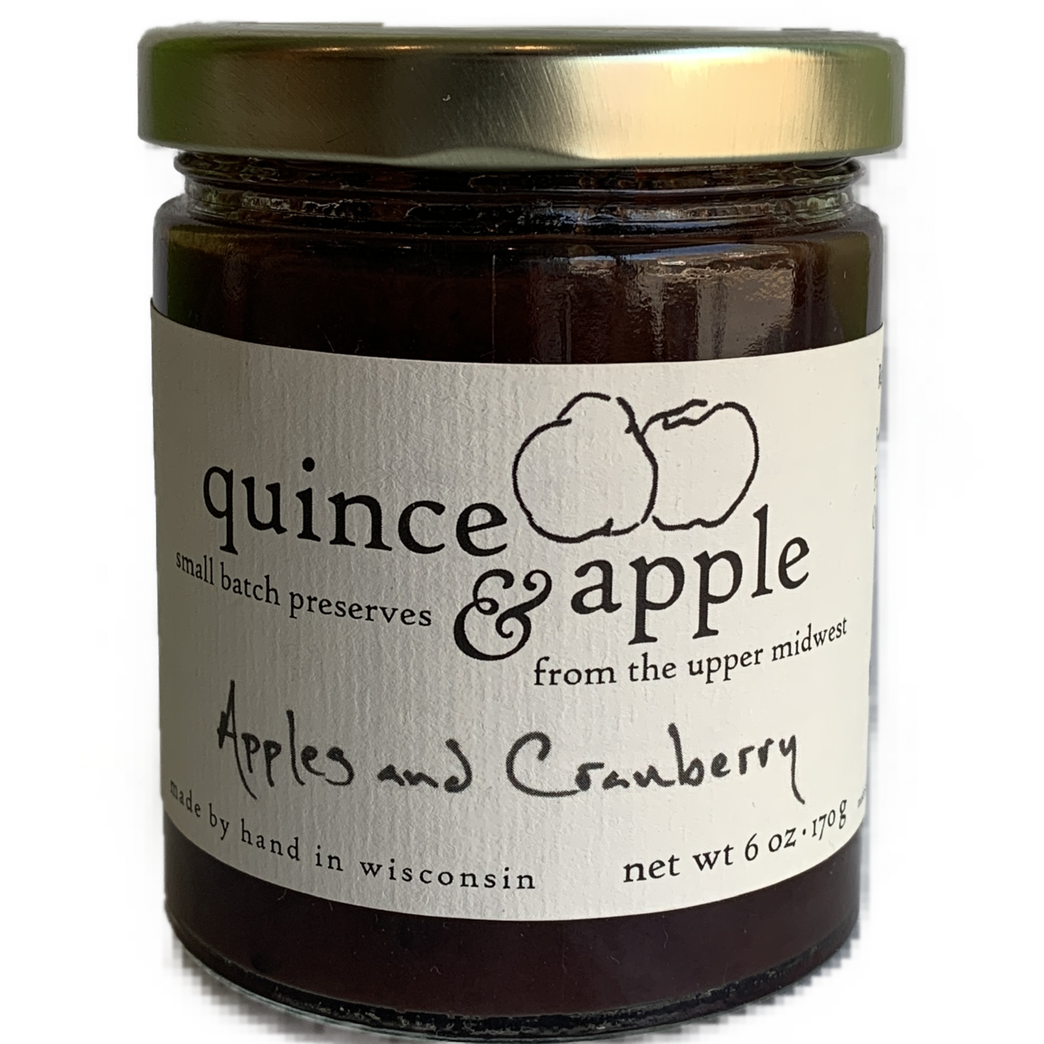 Quince & apple Apples and cranberry