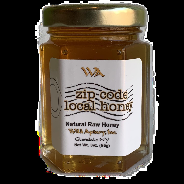 Local Honey 11101 mini jar 3.oz