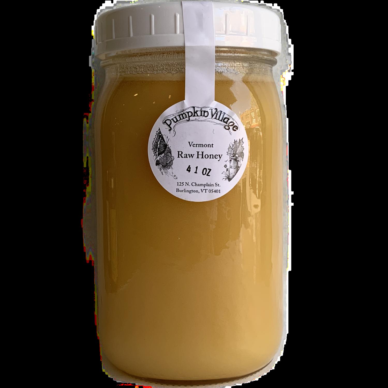 Pumpkin Village raw honey 41 oz