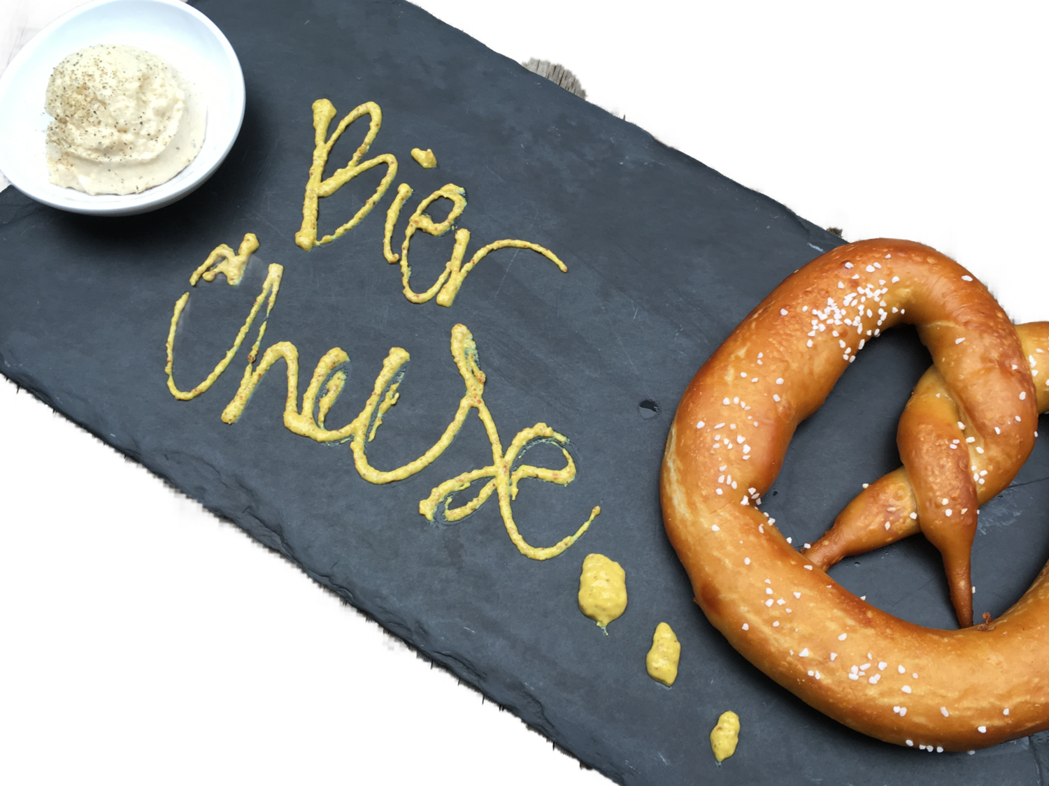 Pretzel w/ Bier Cheese