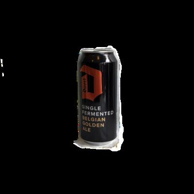 CANS Duvel Single Fermented Golden Ale