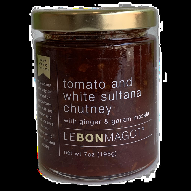 LEbonMAGOT Tomato Chutney 227g