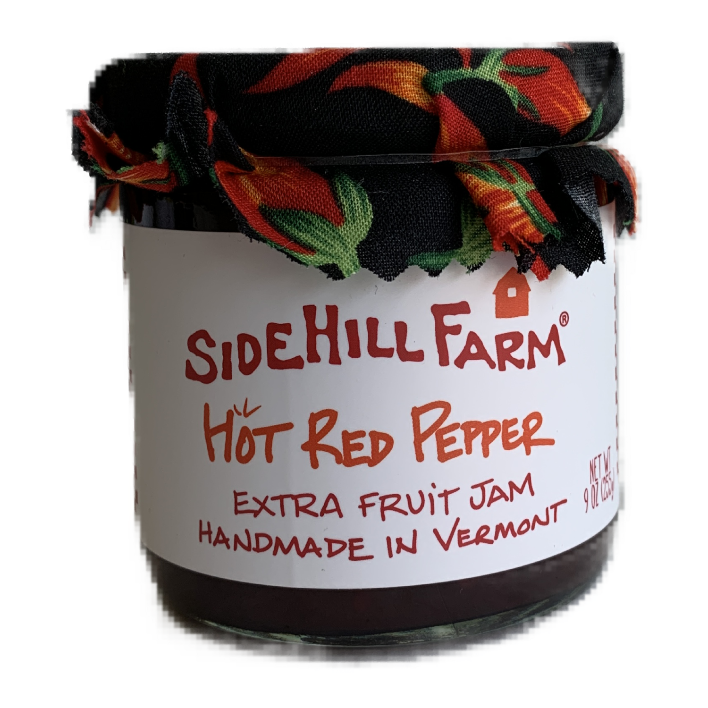 Sidehill Farm Hot Red Pepper Jam