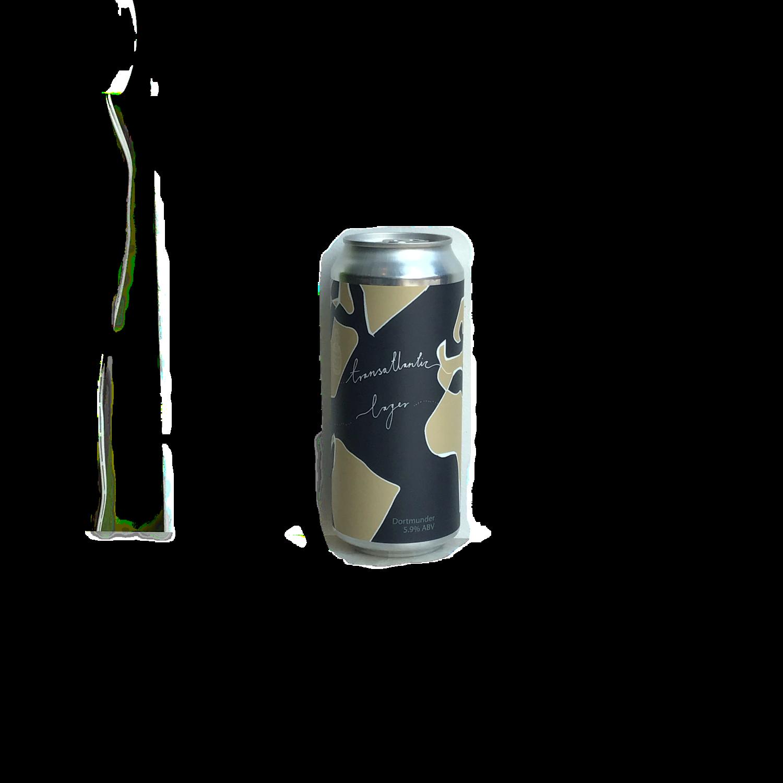 Keg and Lantern Transatlantic Lager