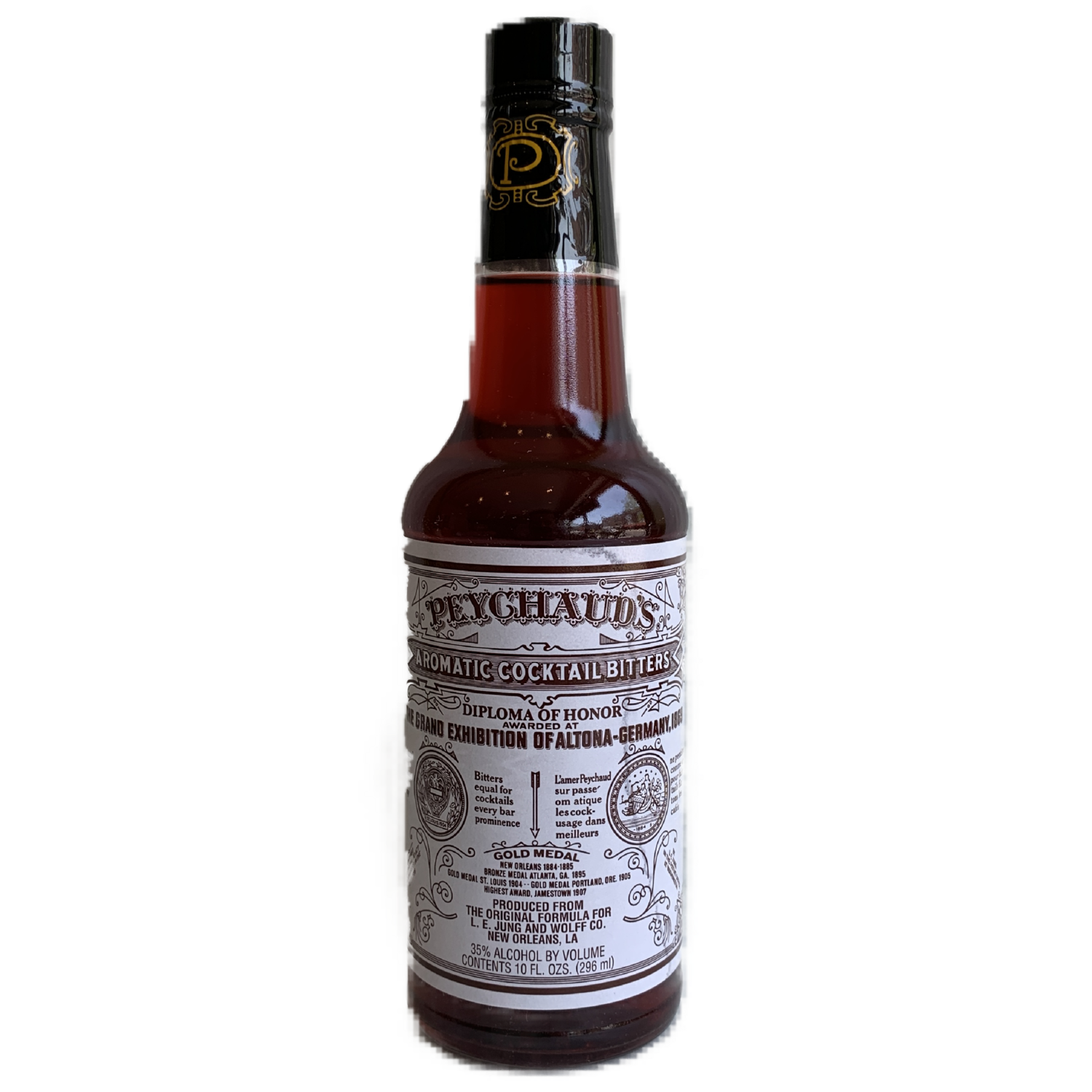 LARGE Peychaud's Bitters 10oz